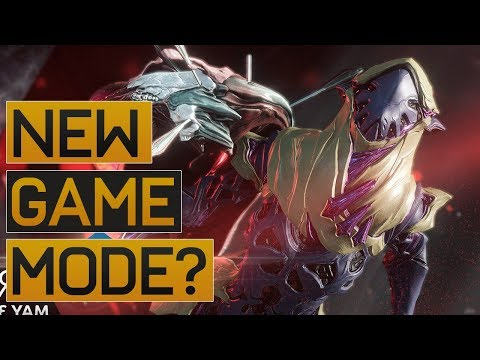Warframe: Another NEW Gamemode?