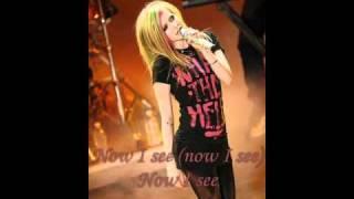 Avril Lavigne-everybody hurts lyrics