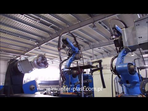 Robot spawalniczy - Welding robot - Schweißroboter - MOTOMAN YR-UP6-A00 - zdjęcie