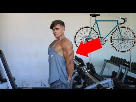 Comme commencer les muscles à grandir