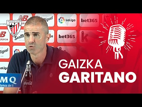 🎙 Gaizka Garitano | Athletic Club – Valencia CF | post-match