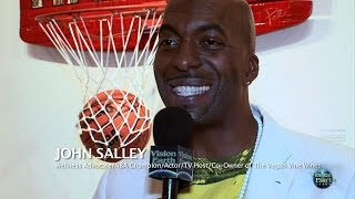 John Salley - Seed Food and Wine Festival 2014