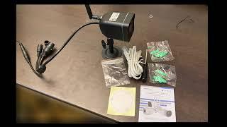 Wansview W6 IP-Kamera, Einrichtung Surveillance Station Synology NAS