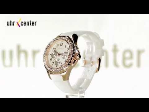 Esprit Uhren ES106622005 Benicia Rosegold White Damenuhr