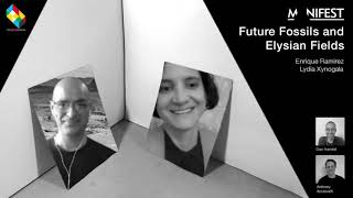Publication Launch   Manifest #3: Future Fossils and Elysian Fields