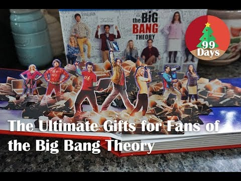 Get the Ultimate Gift for Fans of the Big Bang Theory