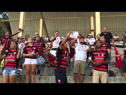 """Llora, que te tan ganando"" Barra: Barra Academica • Club: Sporting San Miguelito"