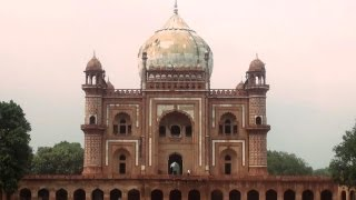 Tomb of Safdarjung, New Delhi