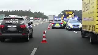 Как немецкая полиция борется против фотографий с мест ДТП