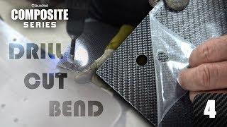 Carbon Fiber Fabrication - Composite Series: E4