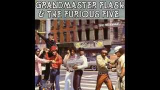 grandmaster flash & the furious five - white lines