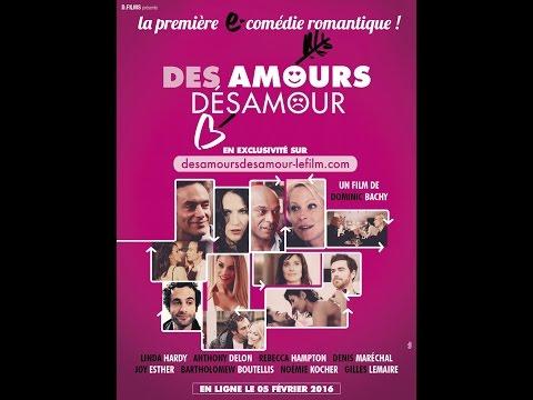 """""""DES AMOURS, DÉSAMOUR"""" Trailer"""