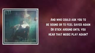 Hozier   To Noise Making Sing (Lyrics)