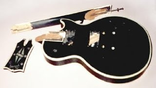 Busted for selling a fake Les Paul