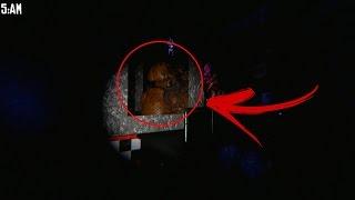 SE ESCONDENDO NA SALA! - Five Nights at Freddy's 1 Free Roam Unreal Engine 4