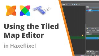 11. How to use Tiled Map Editor to create a level in HaxeFlixel