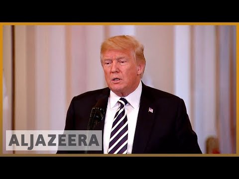 🇺🇸 🇮🇷 Trump says he would 'certainly meet' with Iran's Rouhani |Al Jazeera English