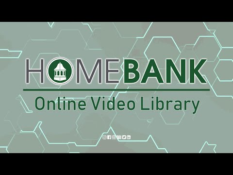 HOMEBANK CFO discusses the benefits of banking locally