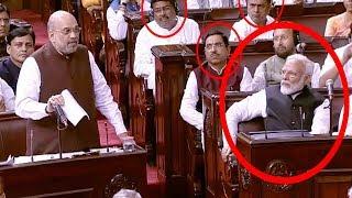 Narendra Modi SHOCKS To Amit Shah BEST Speech In Rajya Sabha..Article 370 & 35a Removed..J&K