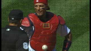 MLB Hilarious Catcher Bloopers