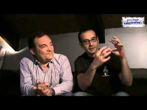 """EASYHARP intervista Mauro """"Plunz"""" Pionzio"""