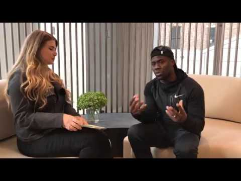 Kevin Hart talks about what motivated him to run the New York Marathon | ESPN (видео)