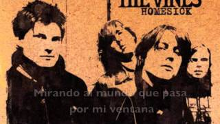 The Vines - I'm only sleeping (subtitulado)