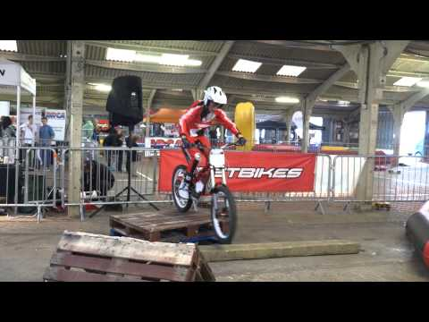 OSET Bikes at the International Dirt Bike Show 2014