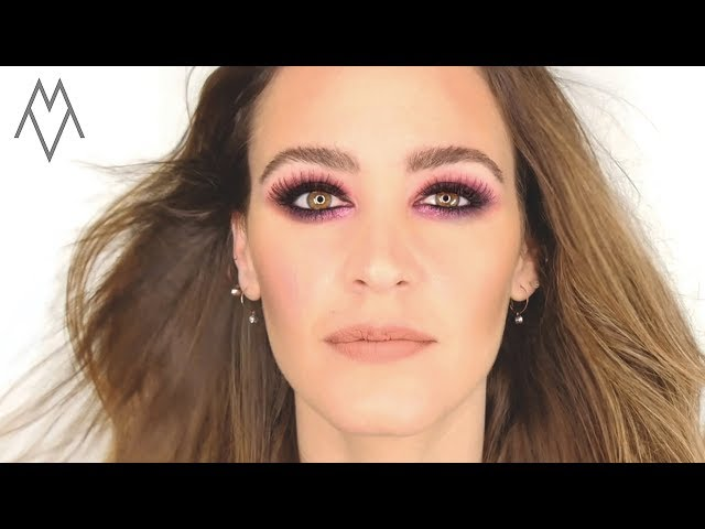 Summer smokey eyes / Manos Vynichakis