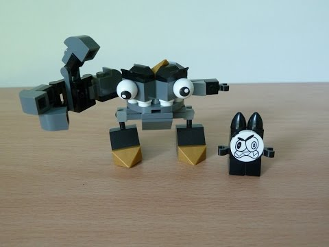 Vidéo LEGO Mixels 41503 : Krader