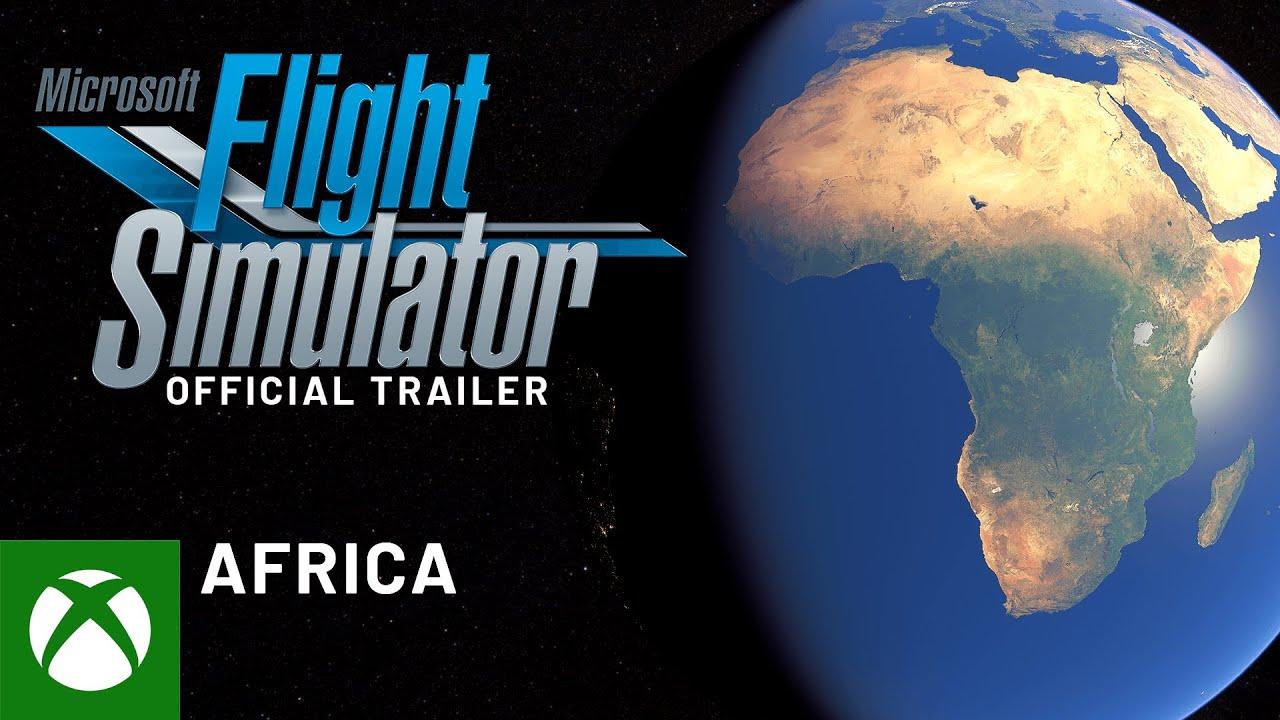 Microsoft Flight Simulator Africa: Around the World Tour Video Still