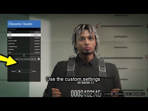 HOW TO CREATE A GOOD LOOKING GTA CHARACTER LIKE MINE [GTA 5 ONLINE]