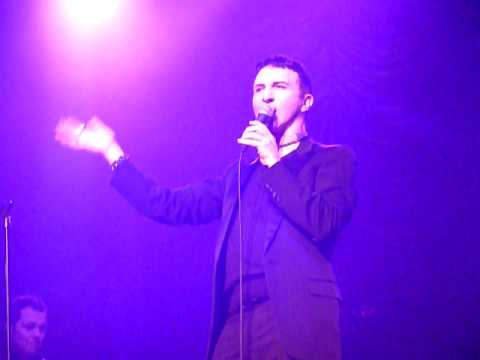 Marc Almond - Bread and Circus, Leeds Grand, 4 November 2009
