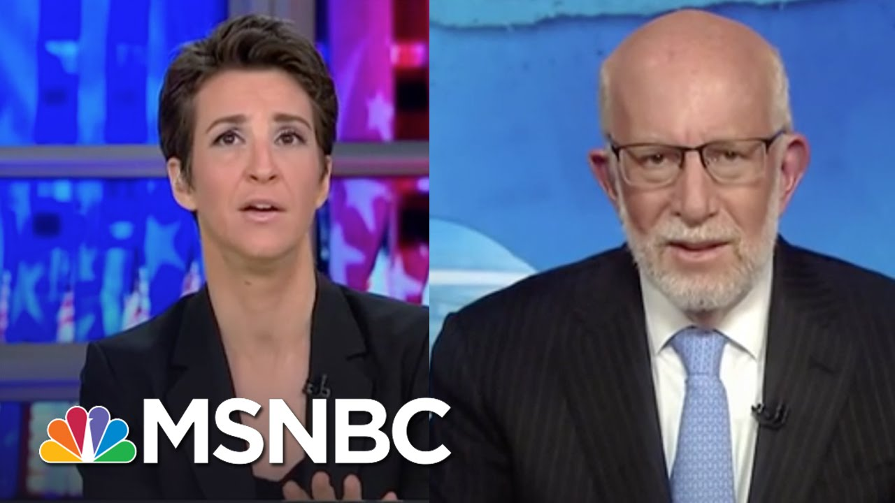 GOP Counting On Contested Convention To Supersede Trump | Rachel Maddow | MSNBC thumbnail