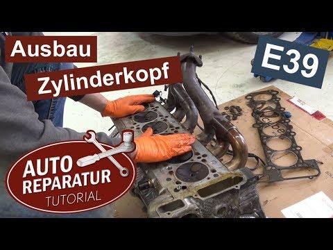 Zylinderkopfdichtung wechseln (Part 1) | Das BMW E39 Projekt  | DIY Tutorial