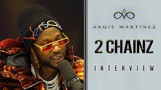 2 Chainz Talks Wedding at Versace Mansion, Meeting Dr Dre, + Working w/ Ariana Grande