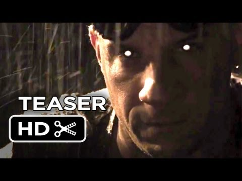 Riddick Official Teaser #1 (2013) - Vin Diesel Movie HD