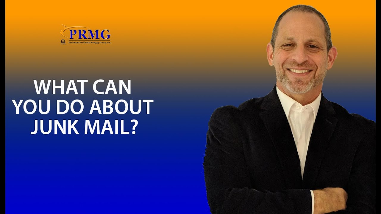 How to Cut Down On Your Junk Mail