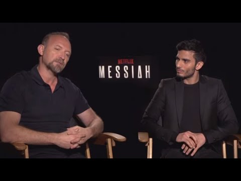 'Messiah' asks questions of its audience