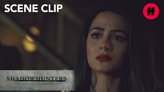 Shadowhunters | Season 3, Episode 4: Lzzy And Raphael | Freeform