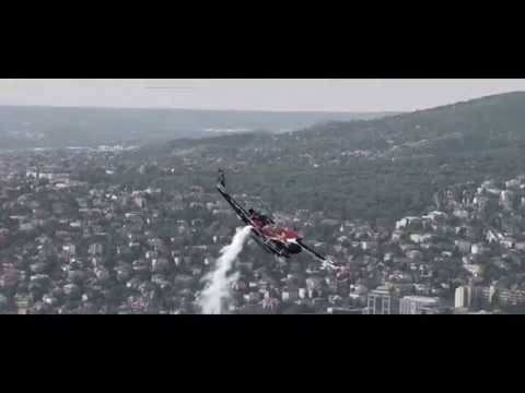 Brilliant Budapest Airshow
