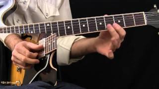 Reconsider Blues Eric Clapton Lesson