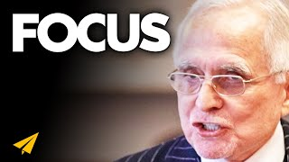 FOCUS On ONE Thing at a TIME! | Dan Pena | #Entspresso