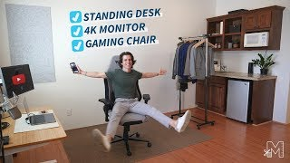 Office Tour 2019   My NEW Studio/Office Setup 👀