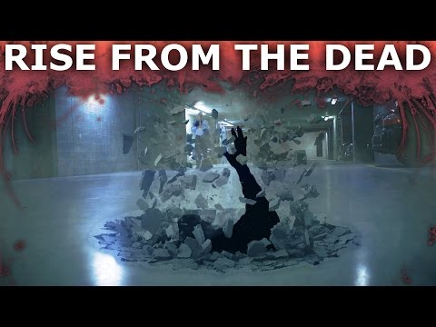 Rise From The Dead – Adobe After Effects Tutorial