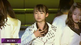 Ookami ni Kuchibue o (cc) - Nogizaka46 1st Year Birthday Live