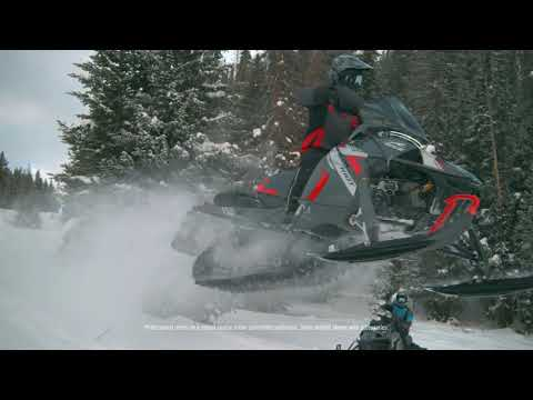 2022 Arctic Cat M 8000 Hardcore Alpha One 154 2.6 ES with Kit in Escanaba, Michigan - Video 1