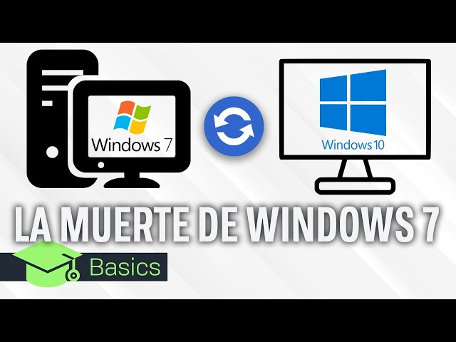 CÓMO ACTUALIZAR tu PC de WINDOWS 7 a WINDOWS 10 | XTK Basics