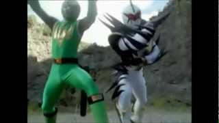 Power Rangers Dino Trueno Y Tormenta Ninja Vs. Mesogog Y Lothor
