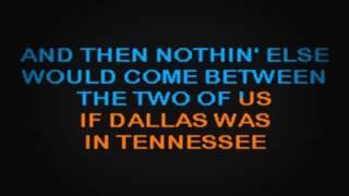 SC2035 04   Jackson, Alan   Dallas [karaoke]